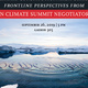 Climate Constitutionalism Series: Frontline Perspectives from UN Climate Summit Negotiators