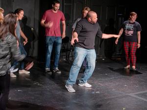 CLASS: Intro to Improv Comedy