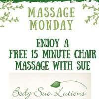 October Massage Monday