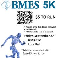 BMES Annual 5k
