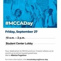 MCCA Day