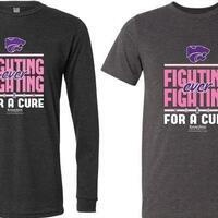 K-State Fighting for a Cure shirt sale in Union