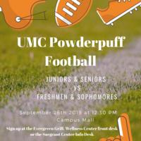 Powderpuff Football Game