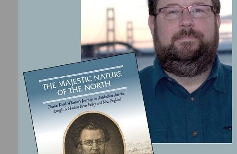 "Steven Walton presents ""The Travels of Thomas Kelah Wharton in Antebellum America."""