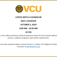 VCU Coffee with a Counselor
