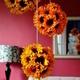Craft Room: DIY Flower Ball