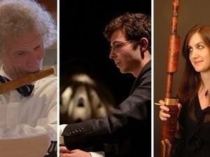 Baroque Bassoon, Flute & Harpsichord - Capitol Hill Chamber Music Festival