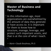 Master of Business and Technology Online Information Session