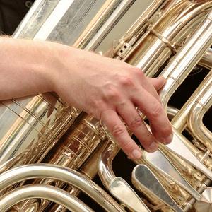Mass Tuba Euphonium Choir Rehearsal