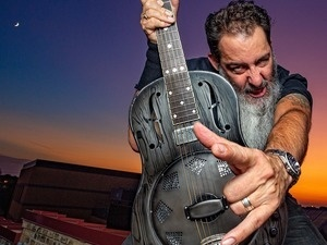 Dave Arcari & Swampcandy LIVE @ Cult Classic