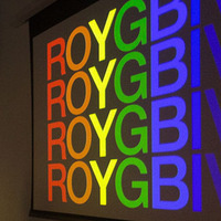 Interactive light show | Pop Culture Color Theory