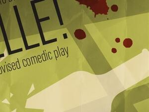 Belle! An improvised comedic play at Charm City Fringe Festival