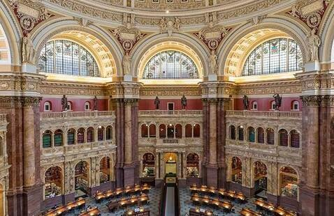 Genealogy Circle Meeting: Researching Your Family History at the Library of Congress