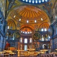 Heaven on Earth: Justinian's Hagia Sophia