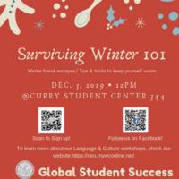 Surviving Winter 101