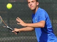 (Men's Tennis) Nichols vs. Bentley
