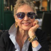Art Talk  with artist Tina Salvesen