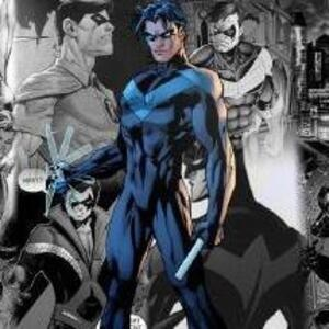 The Hero's Journey: The Boy Wonder to Nightwing, a Sidekick Grows Up