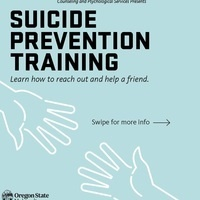Gatekeeper Suicide Prevention Training
