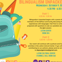 Bilingualism Unpacked