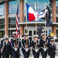 28th Annual Veteran's Vigil: Lions' Salute to Veterans