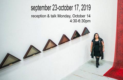 Vanessa Viruet Exhibition & Reception