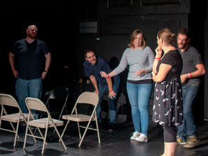 CLASS: Intro to Improv Comedy 7-Week Class