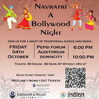 Navratri A Bollywood Night