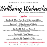 Wellbeing Wednesday: Knit and Konnect