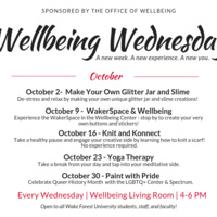 Wellbeing Wednesday: Yoga Therapy