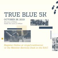 True Blue 5K/ Abbie's Adventure Race Registration
