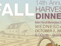 14th Annual Fall Harvest Dinner