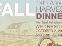 14th Annual Fall Harvest Dinner