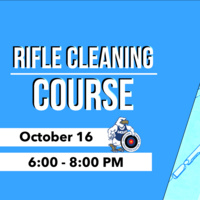 Rifle Cleaning Course