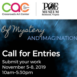 "Call for Entries - ""Of Mystery and Imagination"""