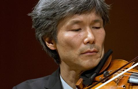 Faculty Violin Recital: Ken Aiso and Valeria Morgovskaya