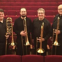 New Music Festival: Elysian Trombone Quartet