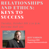 Relationships and Ethics: Keys to Success with Jeff Yordon