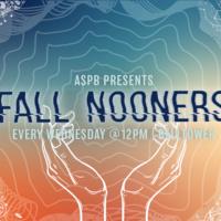 ASPB Presents: Fall Nooners 2019