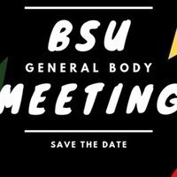 BSU General Body Meeting