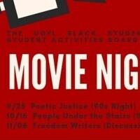 BSU Spooky SZN Movie Night