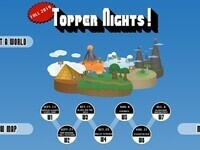 Topper Nights! World Four: Hallo-Scream