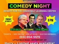 Comedy Night at the Vanderbilt Museum!