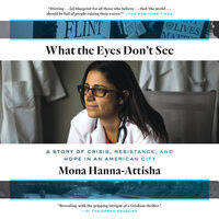 What the Eyes Don't See Book Discussion