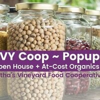 Open House + At-Cost Organic Food Pop Up