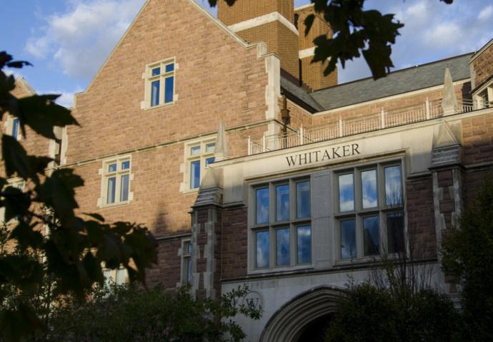 Uncas A. Whitaker Hall