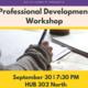 Delta Sigma Pi Presents: Professional Development Workshop