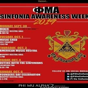 ΦΜΑ sinfonia awareness week!