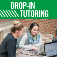Drop-In Tutoring: CHEM 121 / 122 / 341 / 342