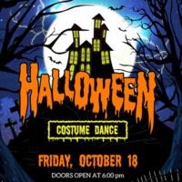 Halloween Community Dance